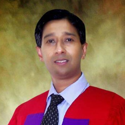 Dr Anuruddha Padeniya