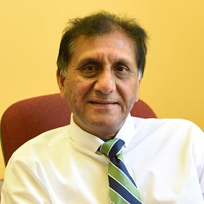 Prof Raj Ramesar